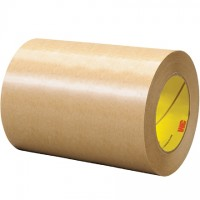 """3M 465 General Purpose Adhesive Transfer Tape, 6"""" x 60 yds., 2 Mil Thick"""