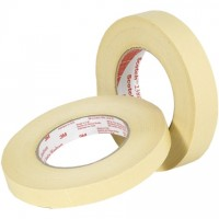 "3M 2380 Masking Tape, 1/2"" x 60 yds., 7.5 Mil Thick"