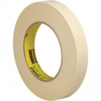 "3M 202 Masking Tape, 3/4"" x 60 yds., 5.4 Mil Thick"