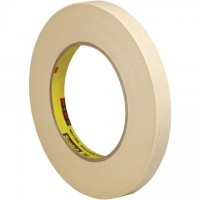 "3M 202 Masking Tape, 1/2"" x 60 yds., 5.4 Mil Thick"
