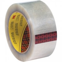 "3M 355 Tape, Clear, 2"" x 55 yds., 3.5 Mil Thick"