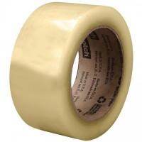 """3M 3073 Tape, Clear, 2"""" x 110 yds., 2.6 Mil Thick"""