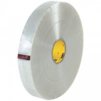 """Clear Machine Carton Sealing Tape,, 2"""" x 1000 yds., 3.5 Mil Thick"""