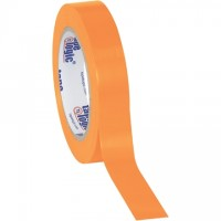 "Orange Vinyl Tape, 1"" x 36 yds., 6 Mil Thick"