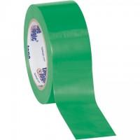 "Green Vinyl Tape, 2"" x 36 yds., 6 Mil Thick"