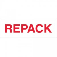 """Repack Tape, 2"""" x 110 yds., 2.2 Mil Thick"""