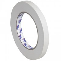 "Masking Tape, 1/2"" x 60 yds., 6.1 Mil Thick"