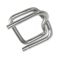 """Heavy-Duty Metal Buckles for Poly Strapping, 1/2"""""""