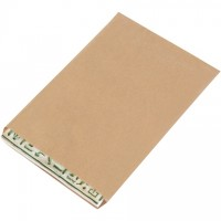 "Kraft Paper Merchandise Bags, #10 - 10 x 13"""