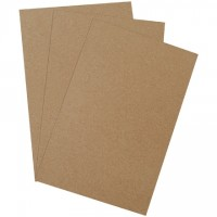 "Heavy Duty Chipboard Pads - 0.030"" Thick, 11 x 17"""