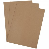 "Heavy Duty Chipboard Pads - 0.030"" Thick, 26 x 38"""