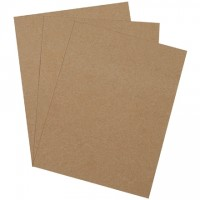 "Heavy Duty Chipboard Pads - 0.030"" Thick, 8 1/2 x 11"""
