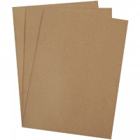"Chipboard Pads - 0.022"" Thick, 26 x 38"""