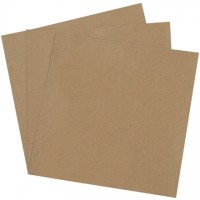 "Chipboard Pads - 0.022"" Thick, 18 x 18"""