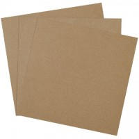 "Chipboard Pads - 0.022"" Thick, 16 x 16"""