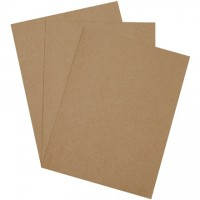 "Chipboard Pads - 0.022"" Thick, 9 x 12"""