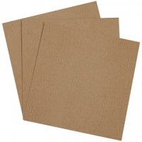 "Chipboard Pads - 0.022"" Thick, 10 x 10"""