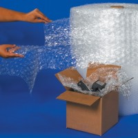 "Bubble Rolls, UPSable, Small, 3/16"" X 12"" X 300', Perforated"