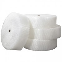 "Bubble Rolls, Heavy Duty, Large, 1/2"" X 12"" X 250', Non-Perforated"