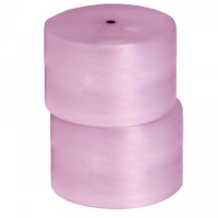 "Bubble Rolls, Anti-Static, Large, 1/2"" X 24"" X 250', Non-Perforated"