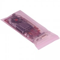"""Reclosable Poly Bags, 4 x 8"""", 2 Mil, Anti-Static"""