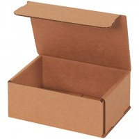 Indestructo Mailers, Kraft, 6 1/2 x 4 1/2 x 2 1/2""
