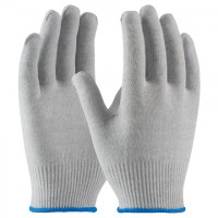 ESD Nylon Gloves - Uncoated, Xlarge