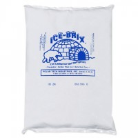 Ice-Brix™ 24 oz. Cold Packs - 8 X 6 X 1 1/4""