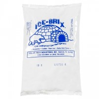 Ice-Brix™  8 oz. Cold Packs - 6 X 4 X 3/4""