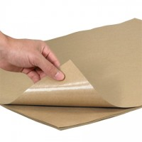 "Poly Coated Kraft Paper Sheets, 18 X 24"" - 50 lb."