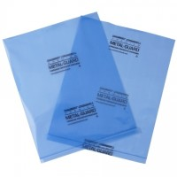 "VCI Poly Bags, 8 X 10"", 4 Mil"
