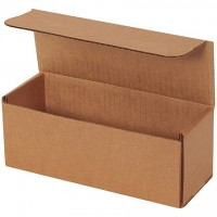 Indestructo Mailers, Kraft, 8 x 3 x 3""