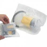 """Bubble Rolls, Cohesive, Small, 3/16"""" X 12"""" X 300', Perforated"""