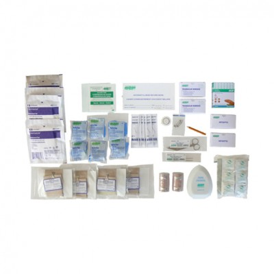 First Aid Kit, British Columbia, Level 1 - Refill