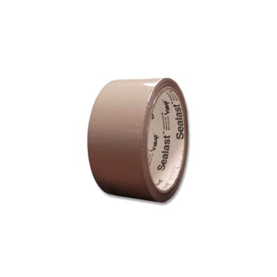 Tan Packing Tape, 6 Rolls