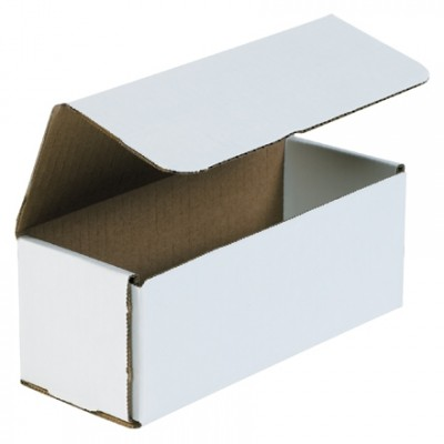 Indestructo Mailers, White, 8 x 3 x 3