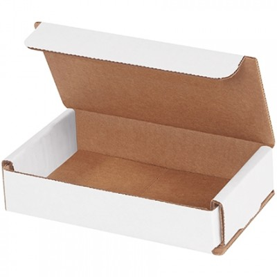 Indestructo Mailers, White, 5 x 3 x 1