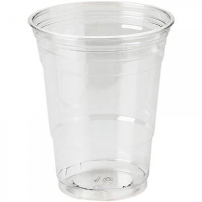 Dixie® Crystal Clear Plastic Cups, 16 oz.