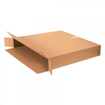 Corrugated Boxes, Side Loading, 38 x 8 x 26