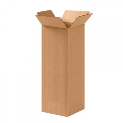 Corrugated Boxes, 4 x 4 x 10
