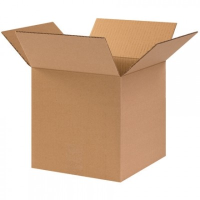 Corrugated Boxes, 10 x 10 x 10