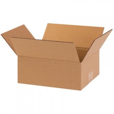 Corrugated Boxes, 10 x 8 x 4