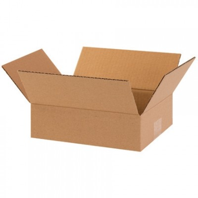 Corrugated Boxes, 10 x 8 x 3