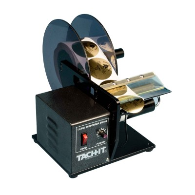 Semi-Automatic Label Dispenser
