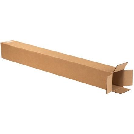 "Corrugated Boxes, 4 x 4 x 36"", Kraft"