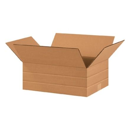 """Corrugated Boxes, Multi-Depth, 16 x 12 x 6"""""""