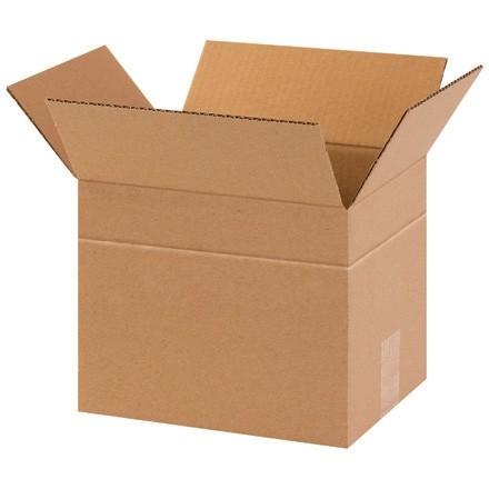 """Corrugated Boxes, Multi-Depth, 10 x 8 x 8"""""""
