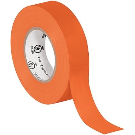 "Electrical Tape, 3/4"" x 20 yds., Orange"