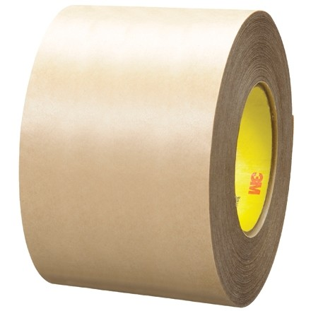 "3M 9485PC High Performance Adhesive Transfer Tape, 4"" x 60 yds., 5 Mil Thick"