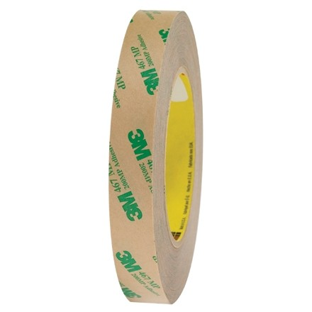 """3M 467MP High Performance Adhesive Transfer Tape, 3/4"""" x 60 yds., 2 Mil Thick"""